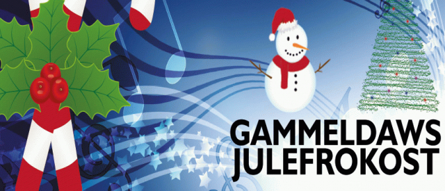 Gammeldaws Julefrokost for seniorer - Safeticket